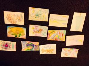 Art Therapy Night.