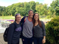 US Women's National Team at Naz!