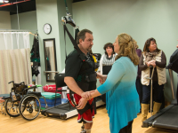 Cutting Edge Physical Therapy Technology at Nazareth College