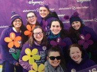 #ServiceSaturdays – Walk to END Alzheimer's