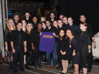 Nazareth Choir Sings with Josh Groban!