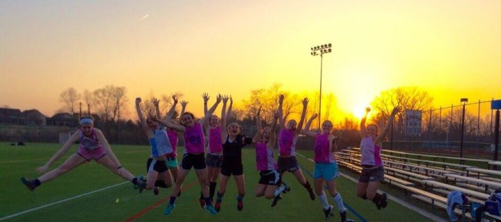 12 Reasons Why Being a Student Athlete at Nazareth is the Best Thing Ever