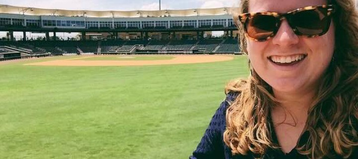Where Are They Now? Alumni Profile Series – Kelsey Sweet