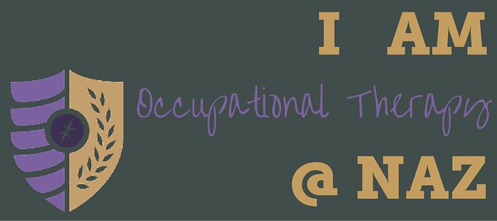 I AM Occupational Therapy @ Naz