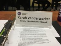 Students in Session: Student Government at Nazareth