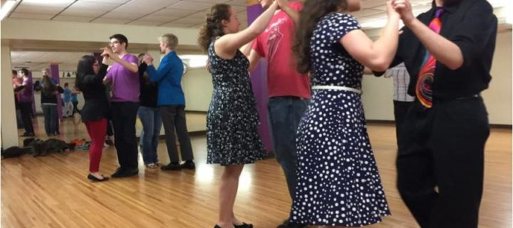 Getting Down with Ballroom Dancing