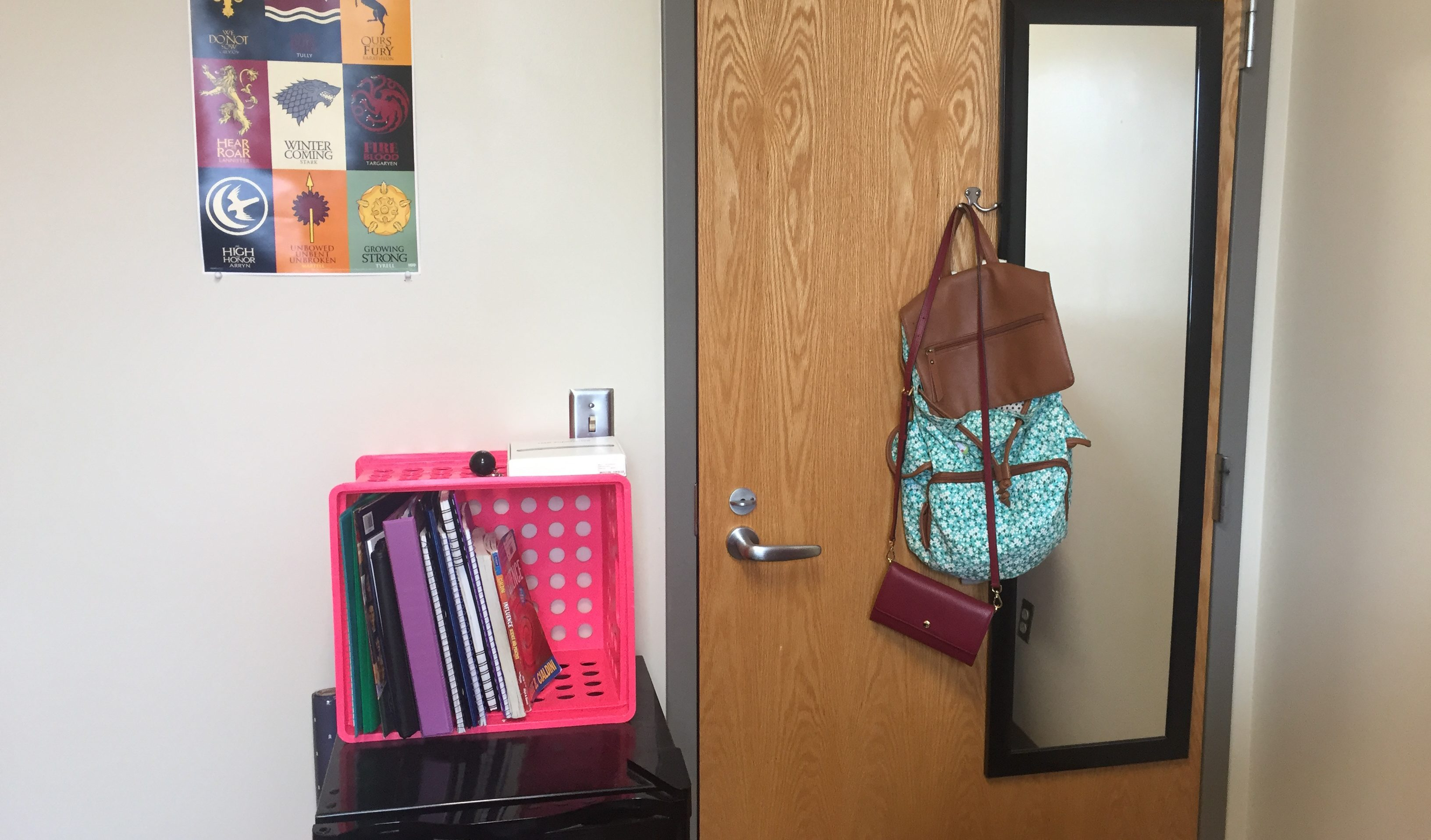 the most used items in my dorm my life as a flyer
